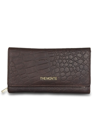 The Monte - Perfect Additions Wallet 62870 - Brown