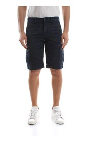 BOMBOOGIE BMWHO T TXFL SHORTS AND BERMUDAS Men blue