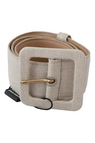 Square Buckle Waist Belt
