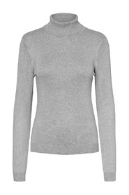 GLORY LS ROLLNECK BLOUSE