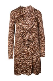 Leopard Print Dress -Pre Owned Condition Excellent