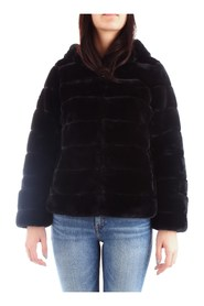 FRACOMINA FR19FM720 Fur Women BLACK