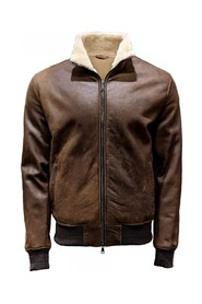 DOUBLE-SIDED LEATHER JACKET