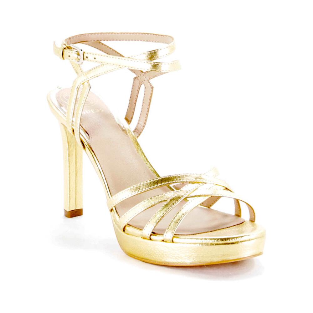 gold Sandal  Guess  Sandaler