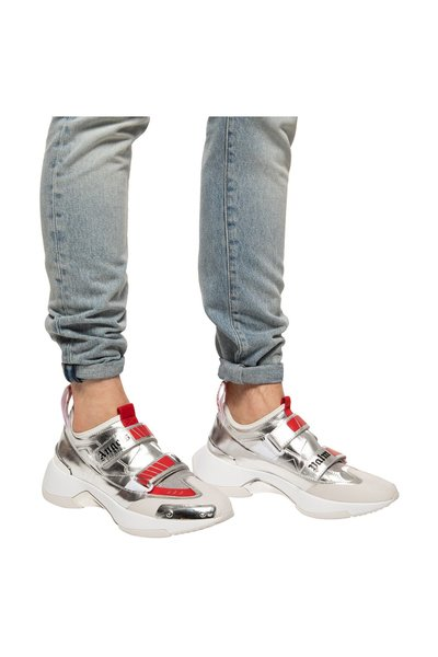 WHITE Logo sneakers | Palm Angels | Sneakers