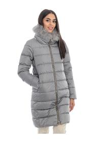 MEDIUM DOWN JACKET WITH NECK