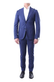 385375076 Single-breasted suit