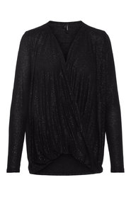 Blouse Sparkle Wrap