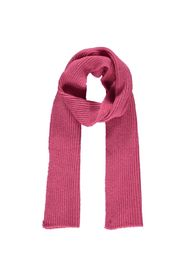 Basic Apparel - Halstørklæde, Holly - Pink Yarrow