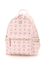 Backpack with side studs