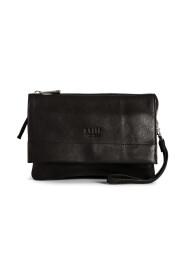 Anouk crossbody / clutch in leather