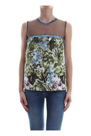 PINKO IRIS TOP AND BODY Women Multicolor