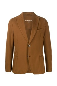 Relaxed-fit blazer