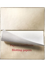 Matifying Papers 2x70 Blotting Papers