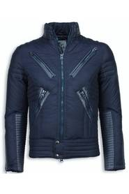 Mænds Winterjacket Short - Motor Jack - Duck Down