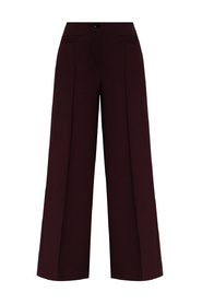Trousers with cut-out detail