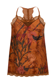 Seinie patterned camisole top