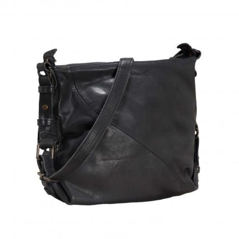 Tantes & Uncles Bag, Grace Chatty Soft Asphalt