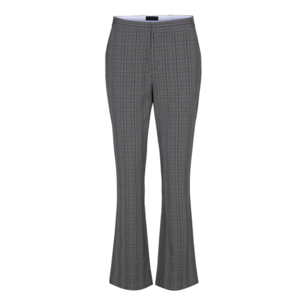 Create Checked Pants