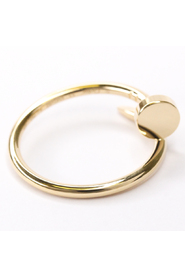 pre-owned Clou Juste Un Clou Ring SM B4225900 Band Ring