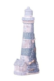 Lighthouse with mosaic