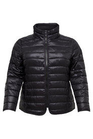 Quilted jacket Curvy short