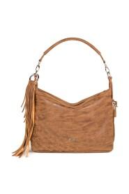 ZWEI CONNY väska kamelbrun