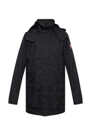 'Kent' hooded jacket