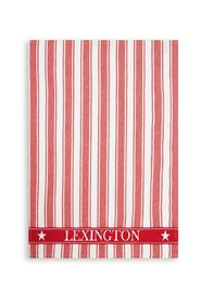 Icons Twill Waffle Striped Kitchen Towel