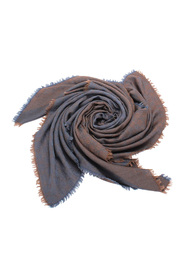 Pre-owned GG Wool Scarf