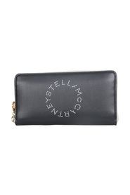 CONTINENTAL WALLET WITH LOGO