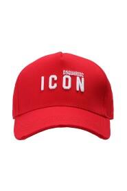 Branded baseball cap