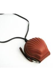 Seashell 111.10.161 Leather Pochette, Pouch