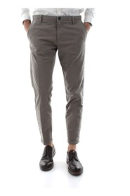 AT.P.CO A191SASA45 TC411/TA PANTS Men GREY
