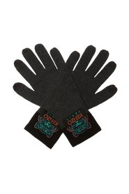 Logo gloves