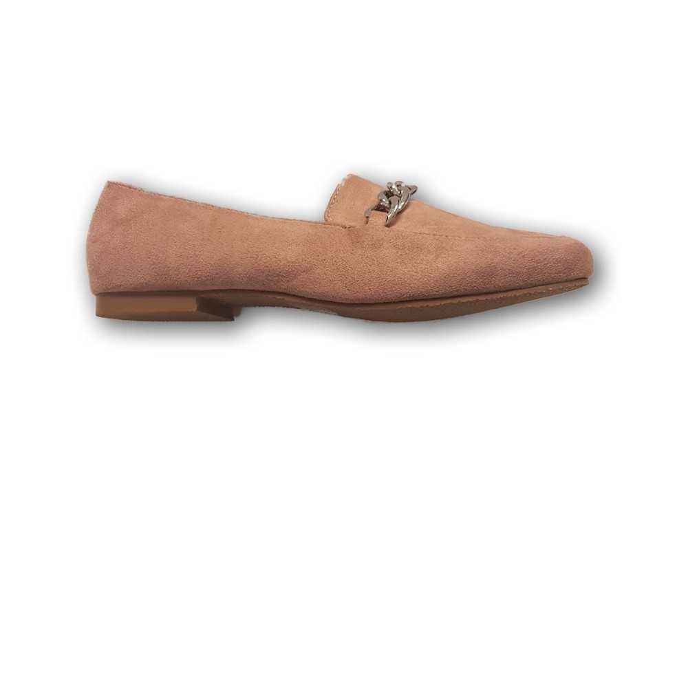 Dyffy Shoes  Loafers Light Pink