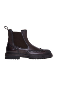 Chelsea boot in tumbled leather