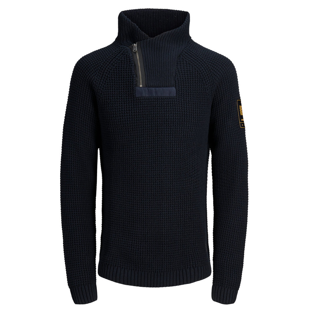 Knitted Pullover Locked