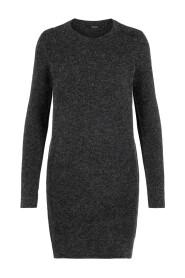 VMDOFFY LS O-NECK DRESS