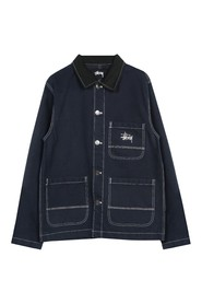 BRUSHED MOLESKIN CHORE JACKET