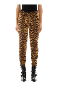 Animalier trousers