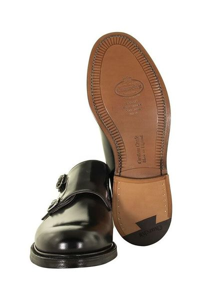 Black Lambourn Shoe | Church's Mokasyny