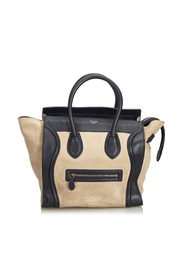 Luggage Tote Bag Suede France