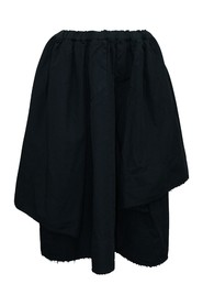 Oversized Skirt with Pockets