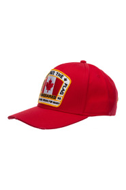 adjustable men's cotton hat baseball cap canada patch baseball