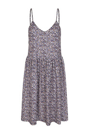 Frill Slip Dress
