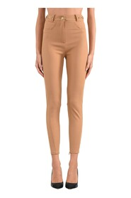 Skinny equestrian style trousers