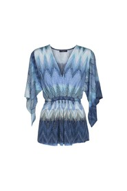 Ilse Jacobsen Nice Blouse Blue