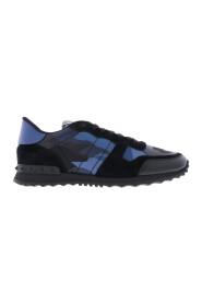 "Kamouflage ""Rockrunner"" Sneaker"