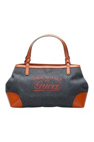 Craft Bolso de asas Denim